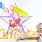 Model shoot, haar en make-up door BlitzzZ