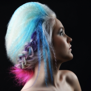 Color, hairstyling & make-up