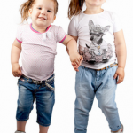 Fotoshoot kinderen, haar door BlitzzZ