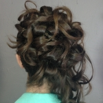 Galakapsel. Hairstyling door BlitzzZ